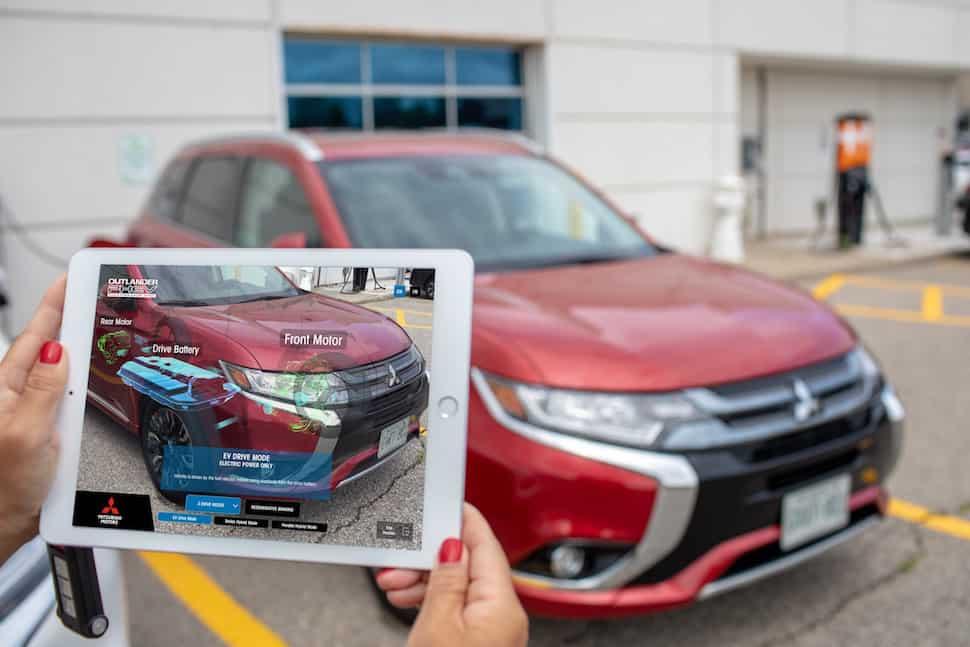 Mitsubishi Outlander PHEV specs