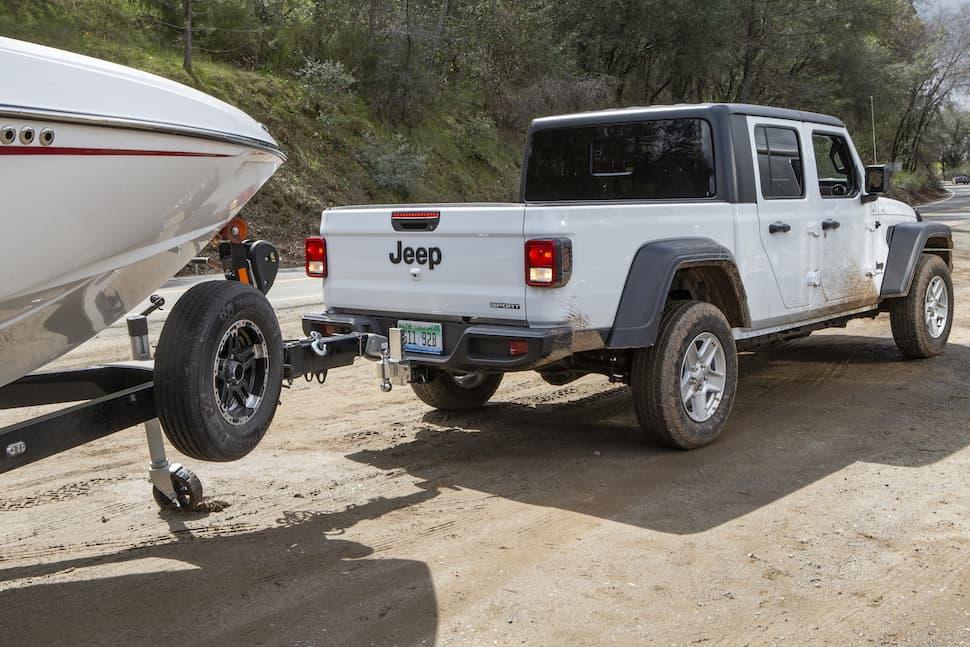 Jeep Gladiator Sacramento 2019