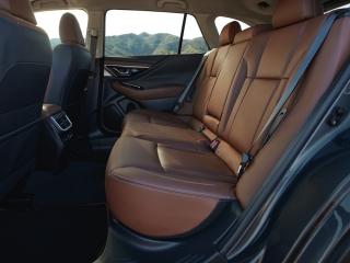 2020 subaru outback rear seats
