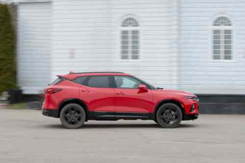 small resolution of 2020 chevy blazer rs rolling in red amee reehal