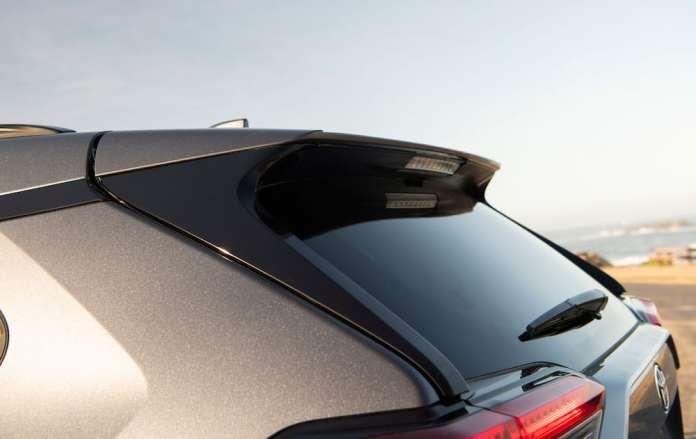 2019 Toyota RAV4 Limited design