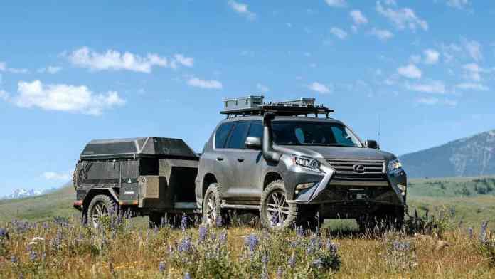 lexus gx off road concept