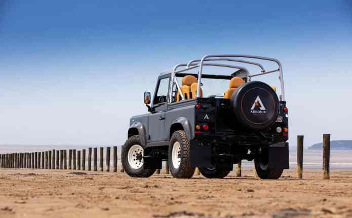 SoCal D90 1989 Defender by Arkonik