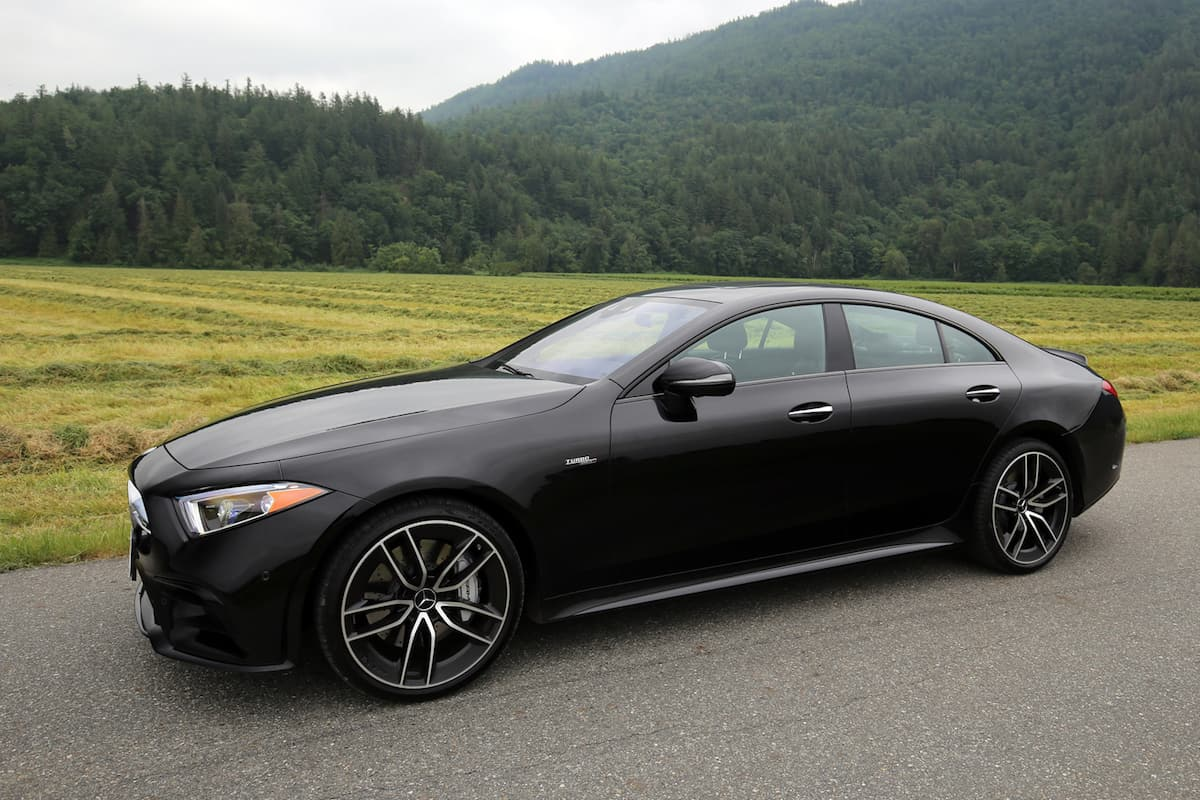 2019 Mercedes-Benz CLS53 AMG 4Matic+ 16