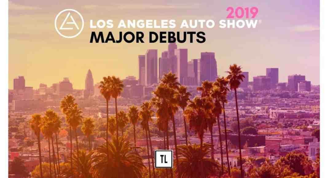 2019 LA Auto Show