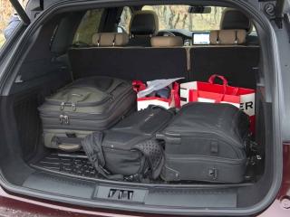 2020 Lincoln Corsair rear cargo
