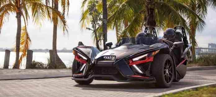 2020 polari slingshot r autocycle