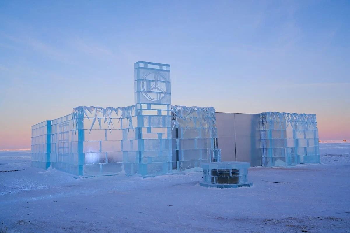The Ice Garage 1
