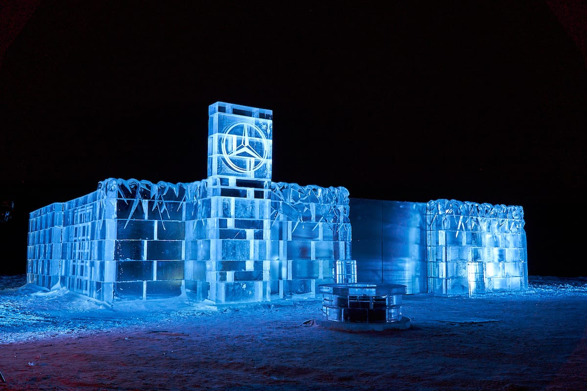 The Ice Garage 2