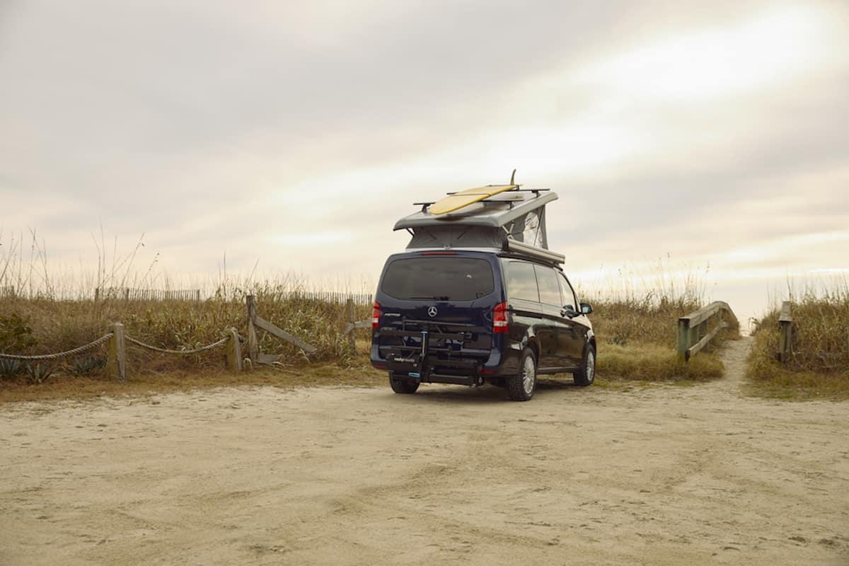 2020 Mercedes-Benz Metris Weekender Popup Camper Van 12