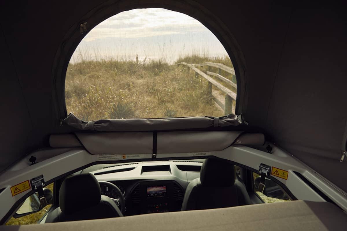 2020 Mercedes-Benz Metris Weekender Popup Camper Van 2