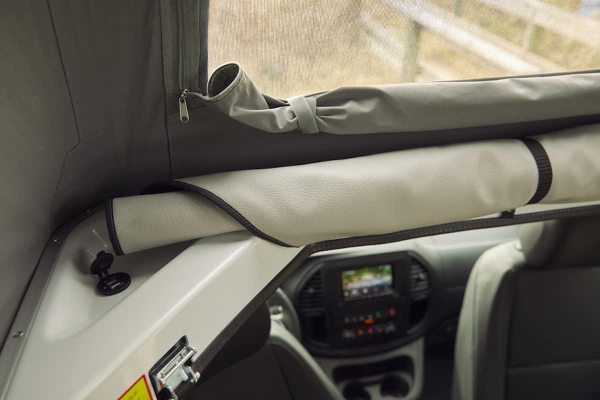 2020 Mercedes-Benz Metris Weekender Popup Camper Van 4
