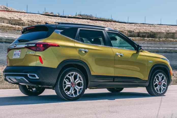 2021 Kia Seltos pricing across North America