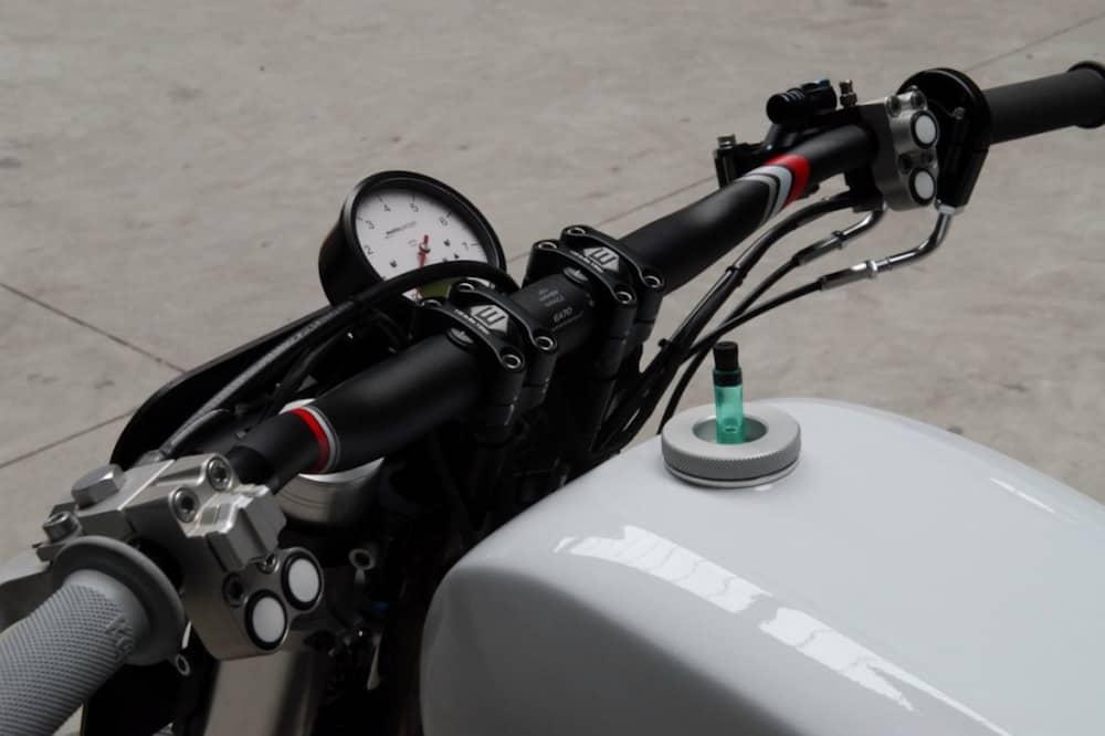 Buell XB12 custome by Bottpower XR1 handle bars copy