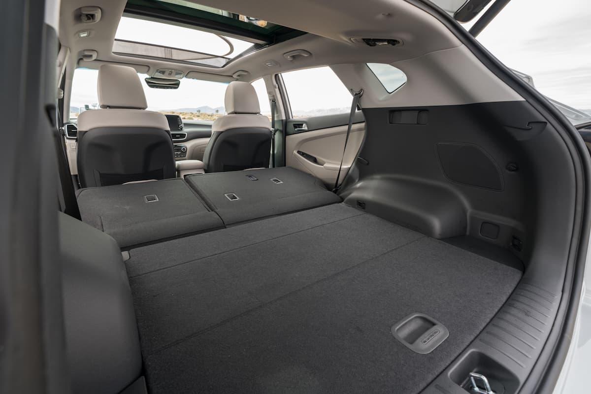 2020 Hyundai Tucson 6