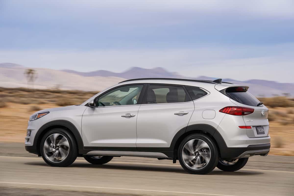 2020 Hyundai Tucson 7