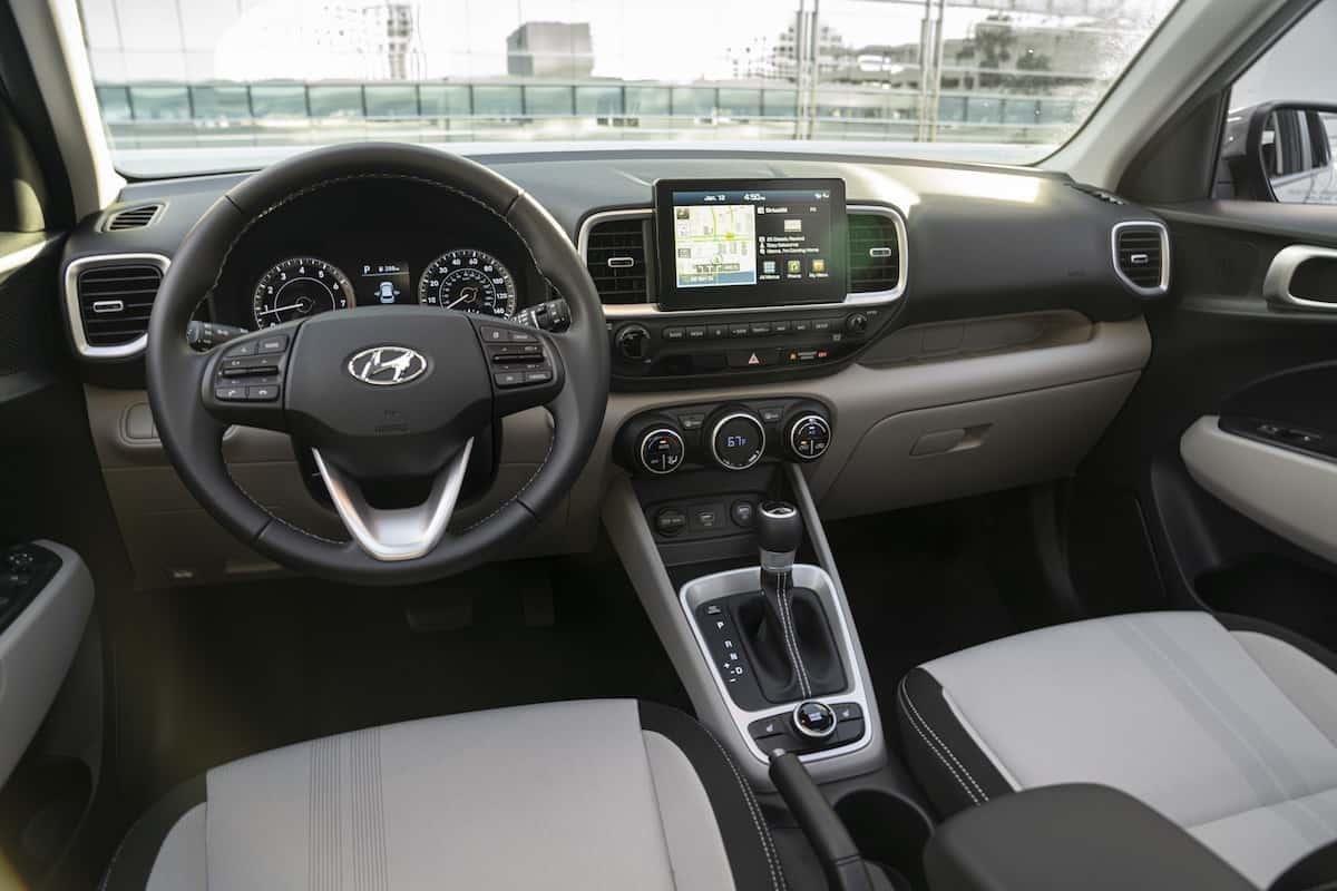 2020 Hyundai Venue 6