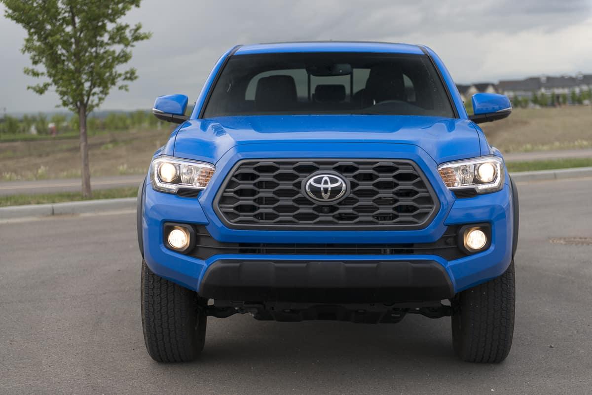 2020 Toyota Tacoma TRD (5 of 13)