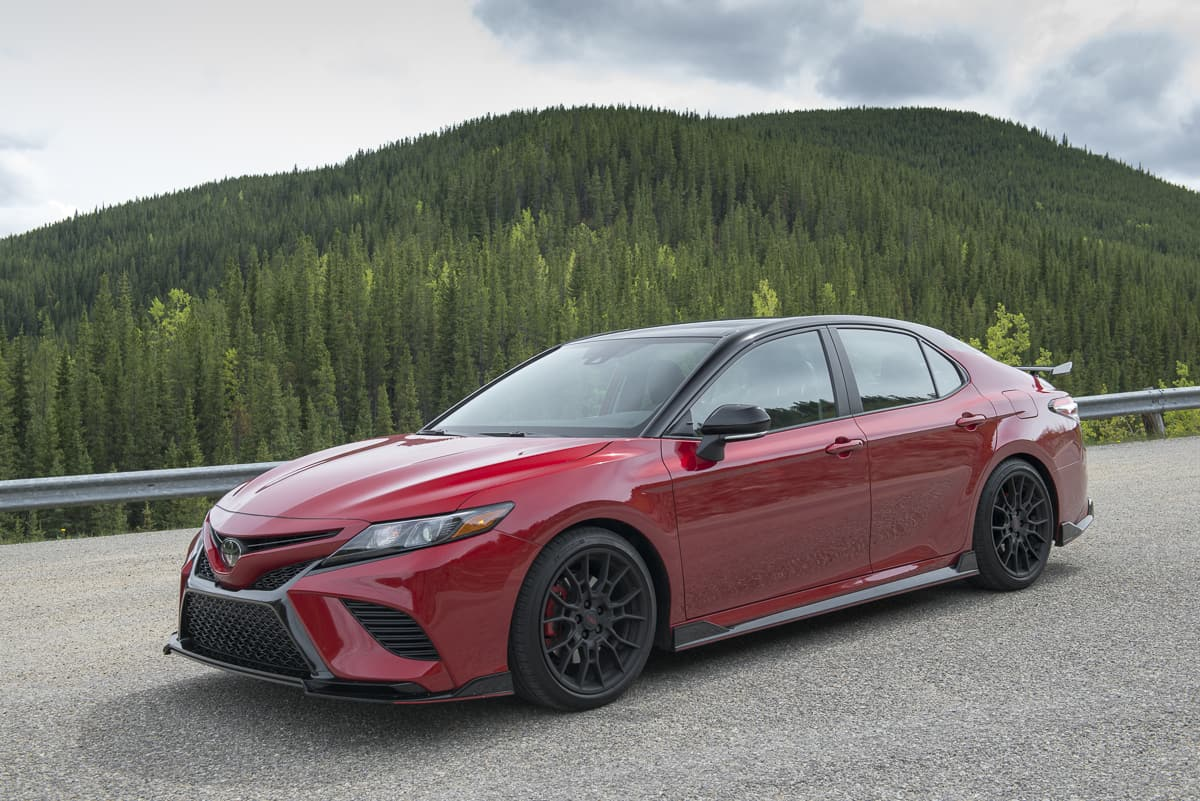 2020 toyota camry trd amee reehal tracionlife (5 of 15)