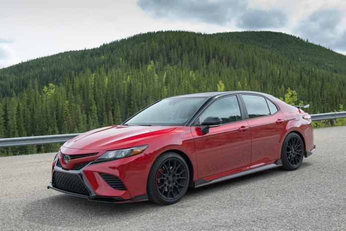 2020 toyota camry trd amee reehal tracionlife