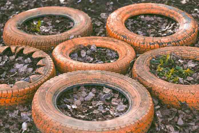 4 tire recycling benefits and why it matters to discard old tires