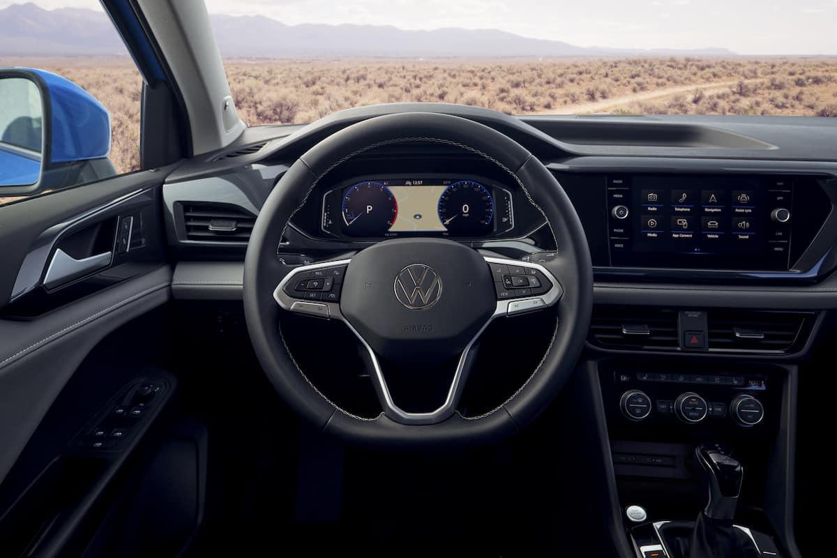 2022 VW Taos compact SUV 18