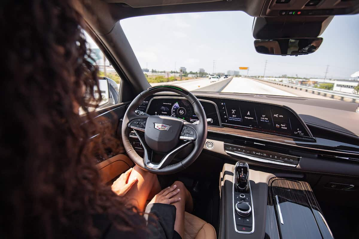 The all-new 2021 Cadillac Escalade is the first Full-Size SUV to feature Super Cruise, the industry's first true hands-free driver assistance system for enabled roads.