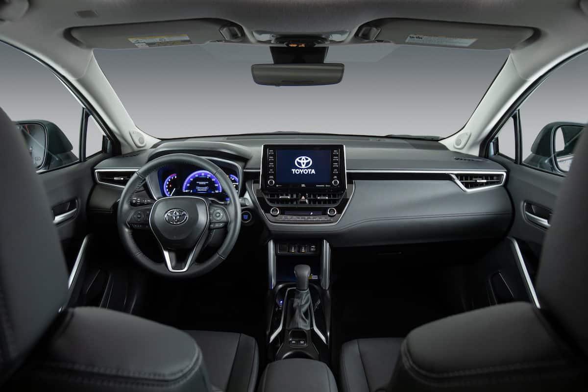 2022 Toyota Corolla Cross