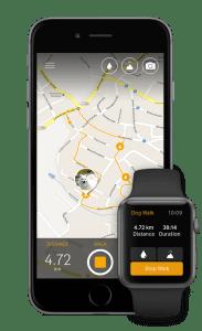 dogwalk app