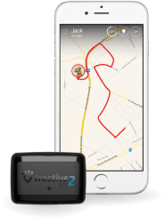 Tractive 2 - Tracking