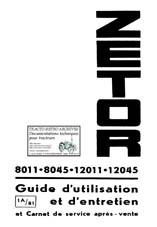 Manuel, notice entretien et revue technique tracteur Zetor