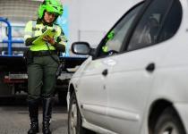 multas de tránsito