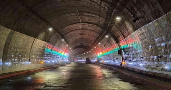 fallas en el túnel de la línea