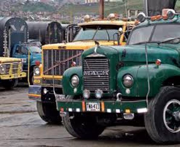 chatarrización vehículos carga pesada