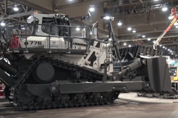 plus gros bulldozer