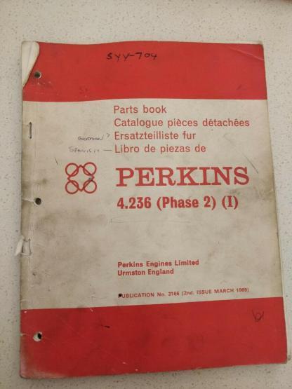 perkins 4.236 parts book catalog phase 2