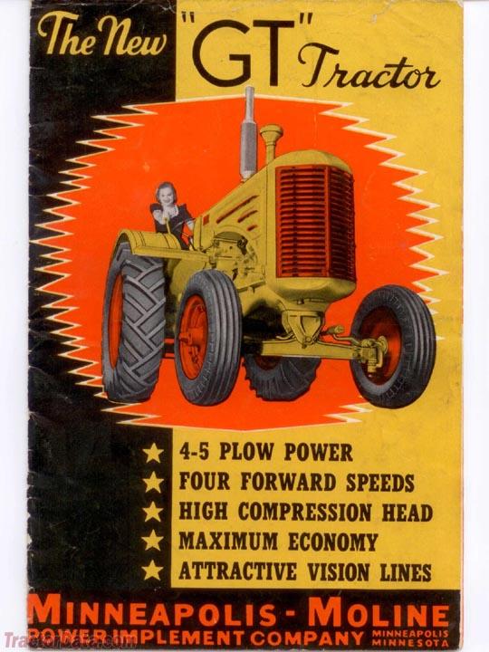 Www Tractordata Com : tractordata, TractorData.com, Minneapolis-Moline, Tractor, Photos, Information