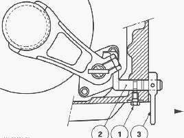 MF 5430, 5450 mechanical reverse shuttle gearbox