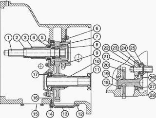 Kubota M7040 Parts Diagram John Deere Hydraulic System