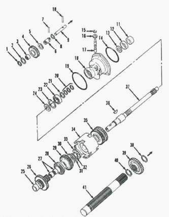 International Cub Wiring Schematic