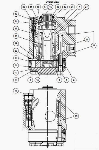 Massey Ferguson 8220 Tractor steering system