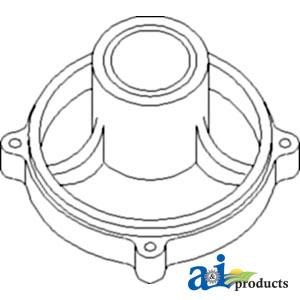 Case IH 1670 Headers/Platforms/Feeder House Service Parts