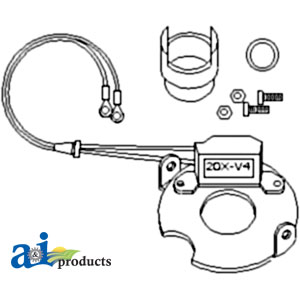 A-21A318P Case-IH IGNITION MODULE Tractor Part For Sale