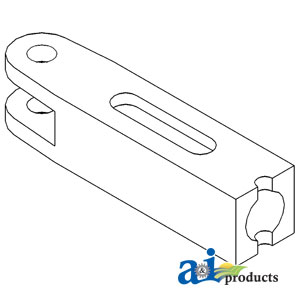 TP Parts 1 A-406243R1 International-Harvester REAR YOKE