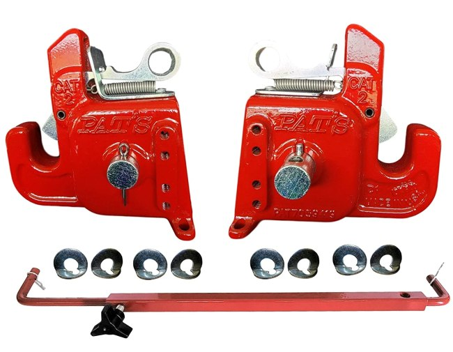 Category #2 & Stabilizer Bar Red