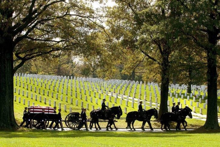 Travel Trip Arlington Cemetery