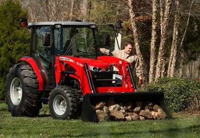 Small Garden Tractors For Sale