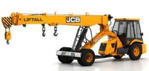 JCB LIFTALL 1553