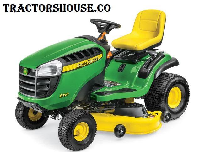 john deere 150 lawn tractor