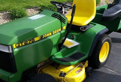 John Deere GT275